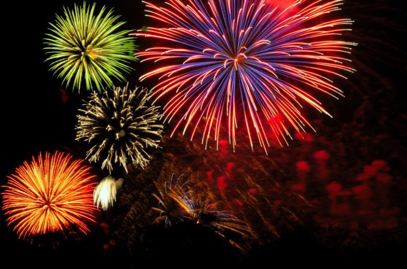 spokane fireworks