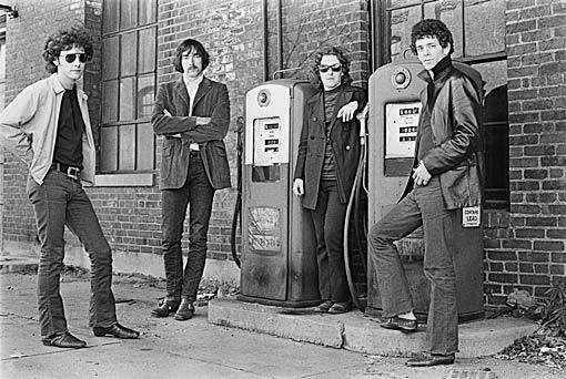 the velvet underground gasolinera