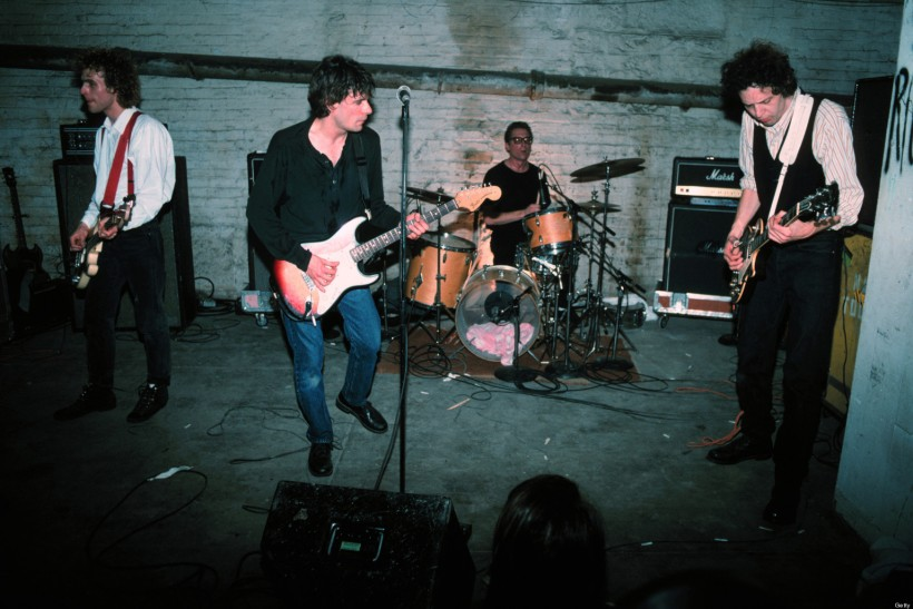 The Replacements Perform At Metro Studios